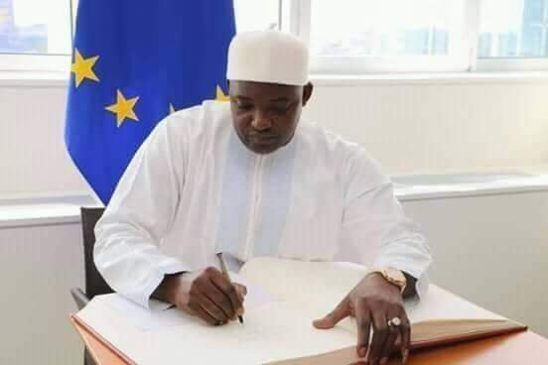 Gambia:BARROW VOWS TO ABOLISH DEATH PENALTY.
