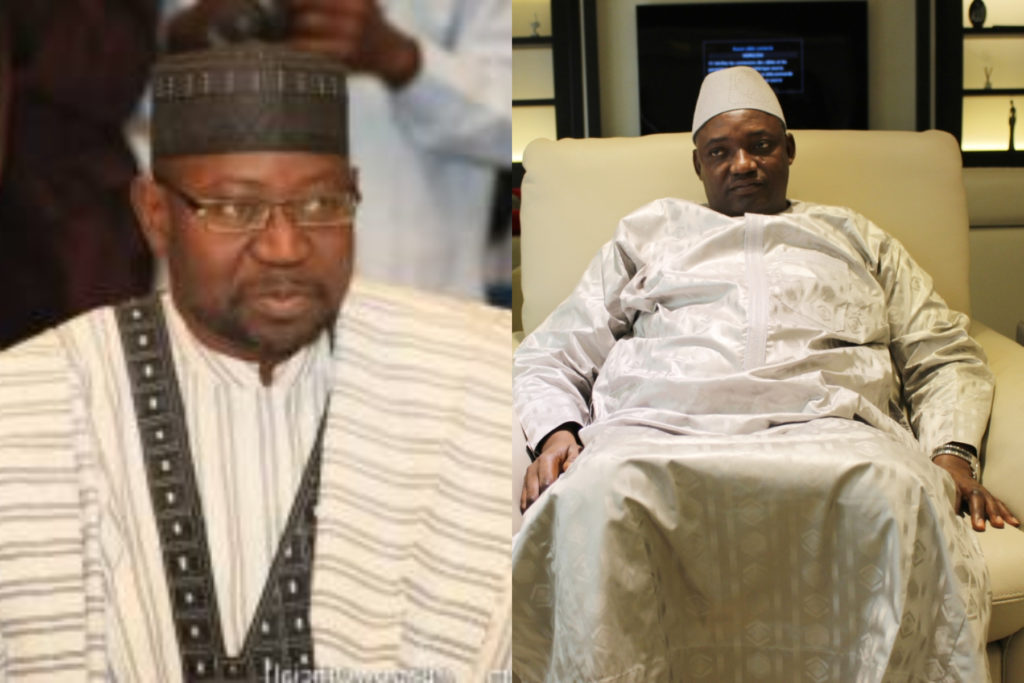 GAMBIA: MAI FATTY'S WRONG DISMISSAL WILL HAUNT PRESIDENT ADAMA BARROW FOREVER.
