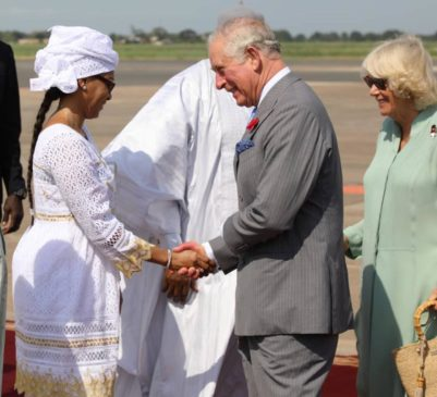 Gambia:What do they attack her? Is because of money nor, Her skin tone, looks so beautiful?