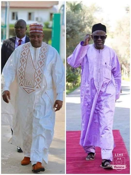 New Gambia. With utmost respect, Mr. President, let me remind you that the Presidency is an institution and all your powers are derived from the sovereign citizens of the Gambia