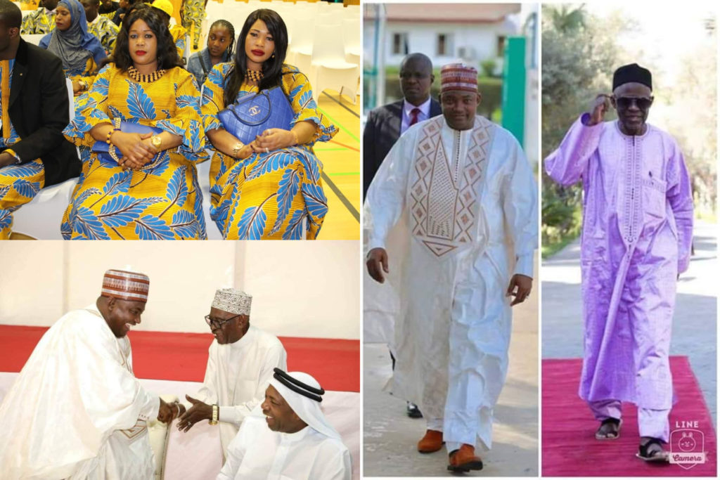 GAMBIA:BREAKING NEWS: President Barrow Deliberately Absent himself from the UDP Congress.