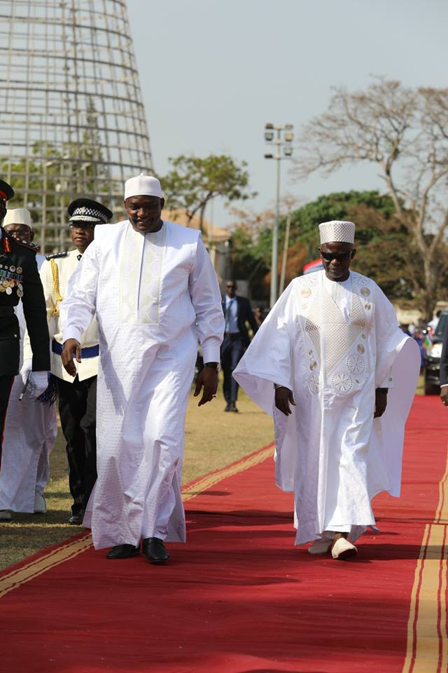 Darboe accuses Barrow of copying Jammeh