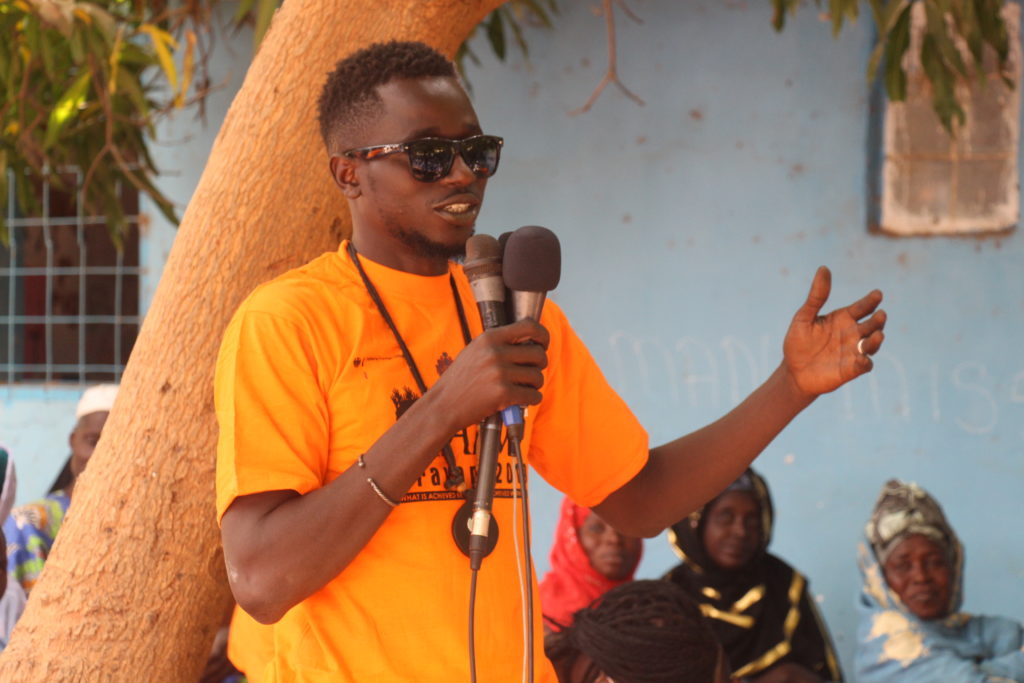 YAIM Sensitized Students on Irregular Migration
