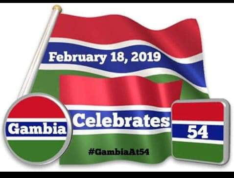 LIVE AT THE 54TH INDEPENDENCE CELEBRATION OF THE GAMBIA